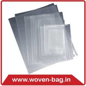 LDPE Transparent Bag Manufacturer, Supplier in Delhi, India