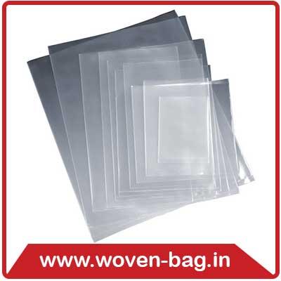 LDPE Transparent Bag Manufacturer, Supplier in Delhi, India