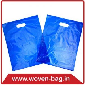 LDPE Blue Bags supplier in Karnataka, India