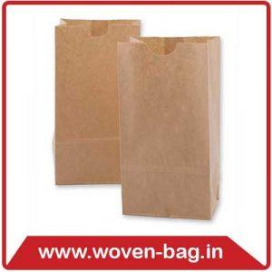 Kraft Paper Bag Manufacturer,supplier in Delhi, Gujarat