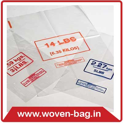 Printed LDPE Bags Manufacturer, supplier in Vadodara, Gujarat