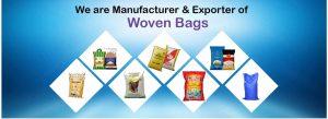 HDPE/PP Woven Bag Manufacturer,supplier in Gujarat