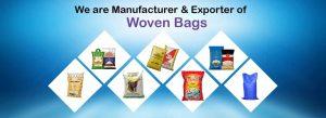 Woven Bag Manufacturer, Supplier