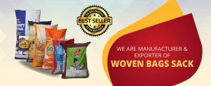 Woven Bags Sack Manufacturer, Supplier India